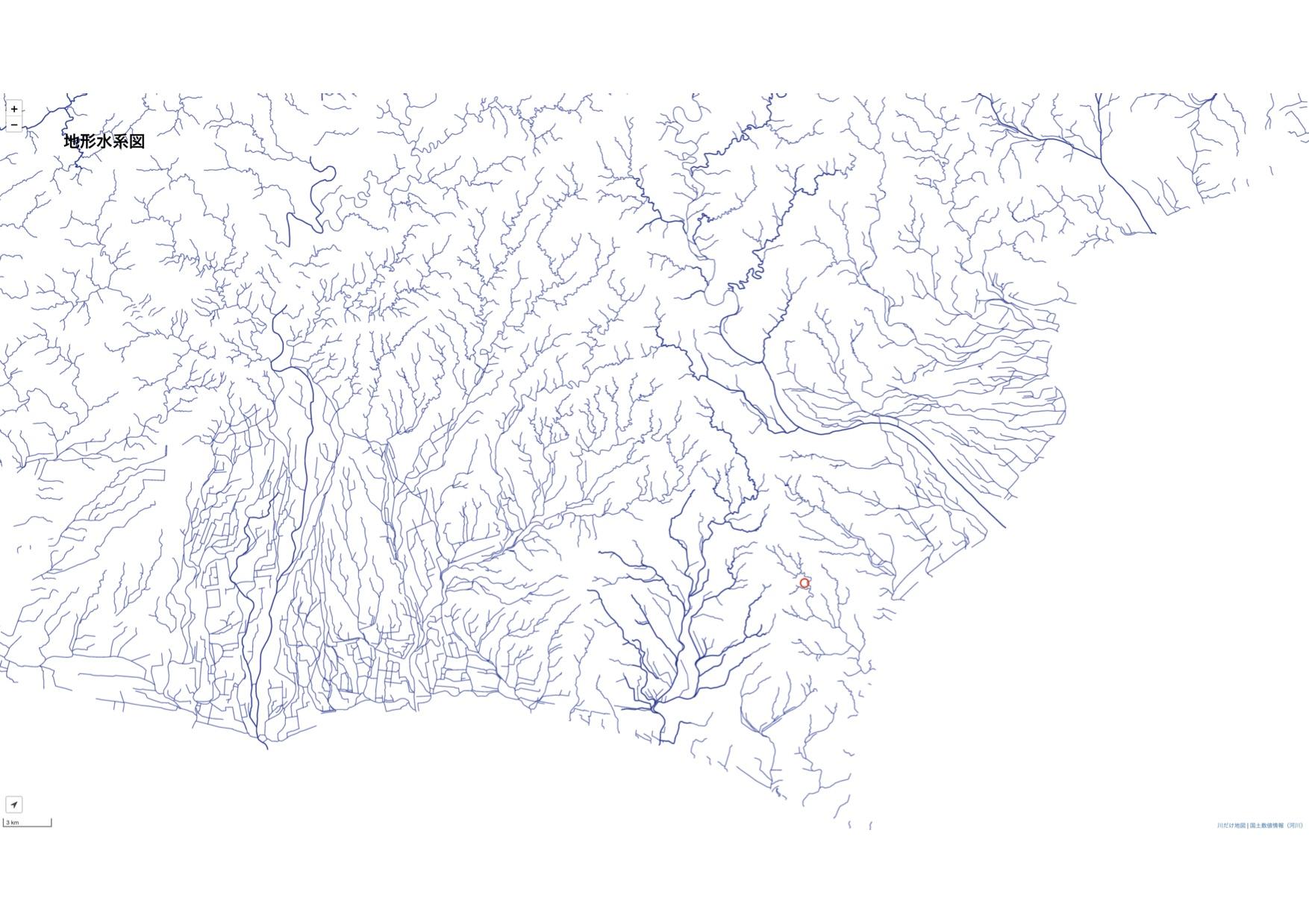 地形水系図 修正版